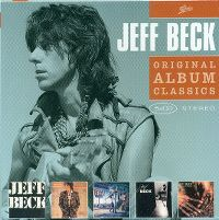 Cover Jeff Beck - Original Album Classics [2010]